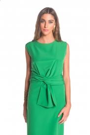 Vestido Allison Verde