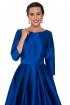 front - Vestido Menina Blue