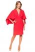 front - Vestido Tatiana Red