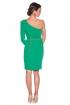 back - Vestido Alma Verde