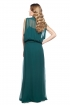 back - British Green Dress