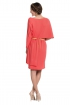 left - Vestido Tetuan Coral