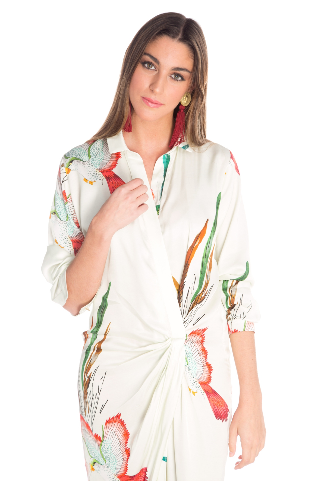 front - Vestido Lucrezia