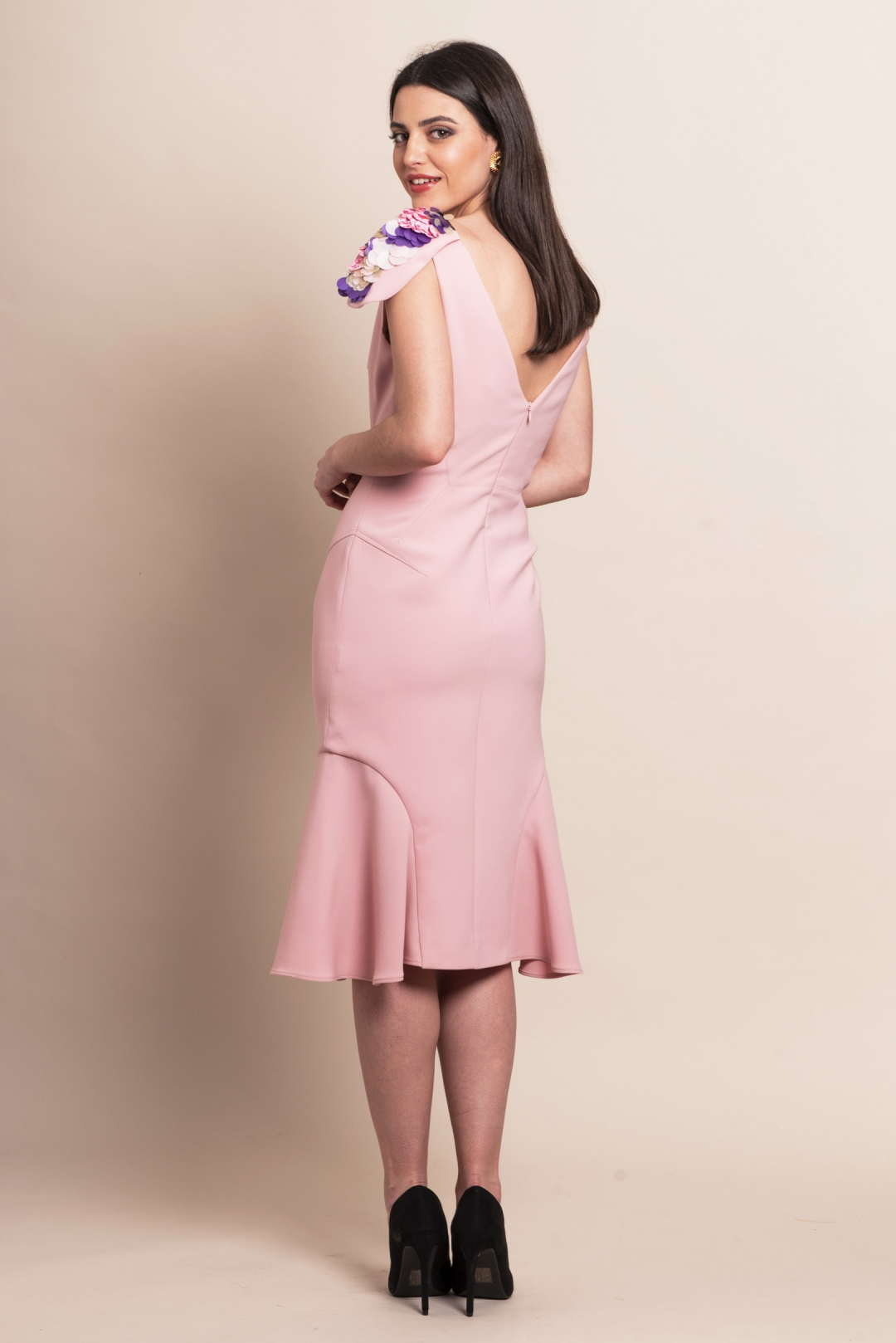 left - Vestido Bruneida