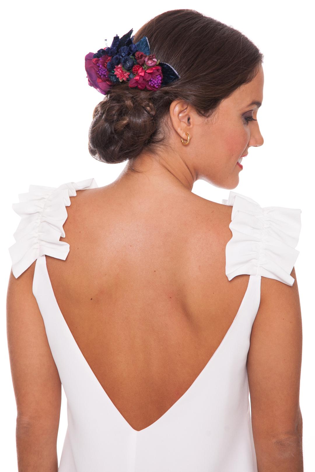 back - Peina Marino Burdundy