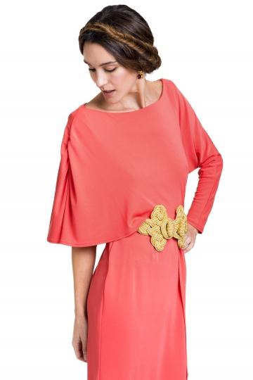 Vestido Tetuan Coral
