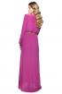 back - Vestido Grape Georgette