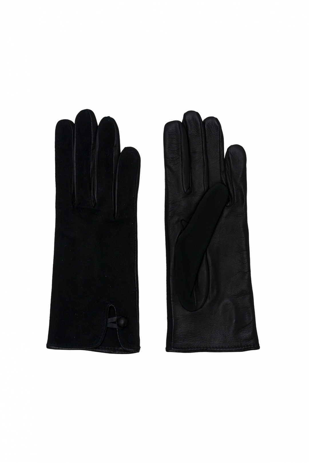 front - Guantes Short Black