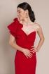 back - Vestido Vicky Red