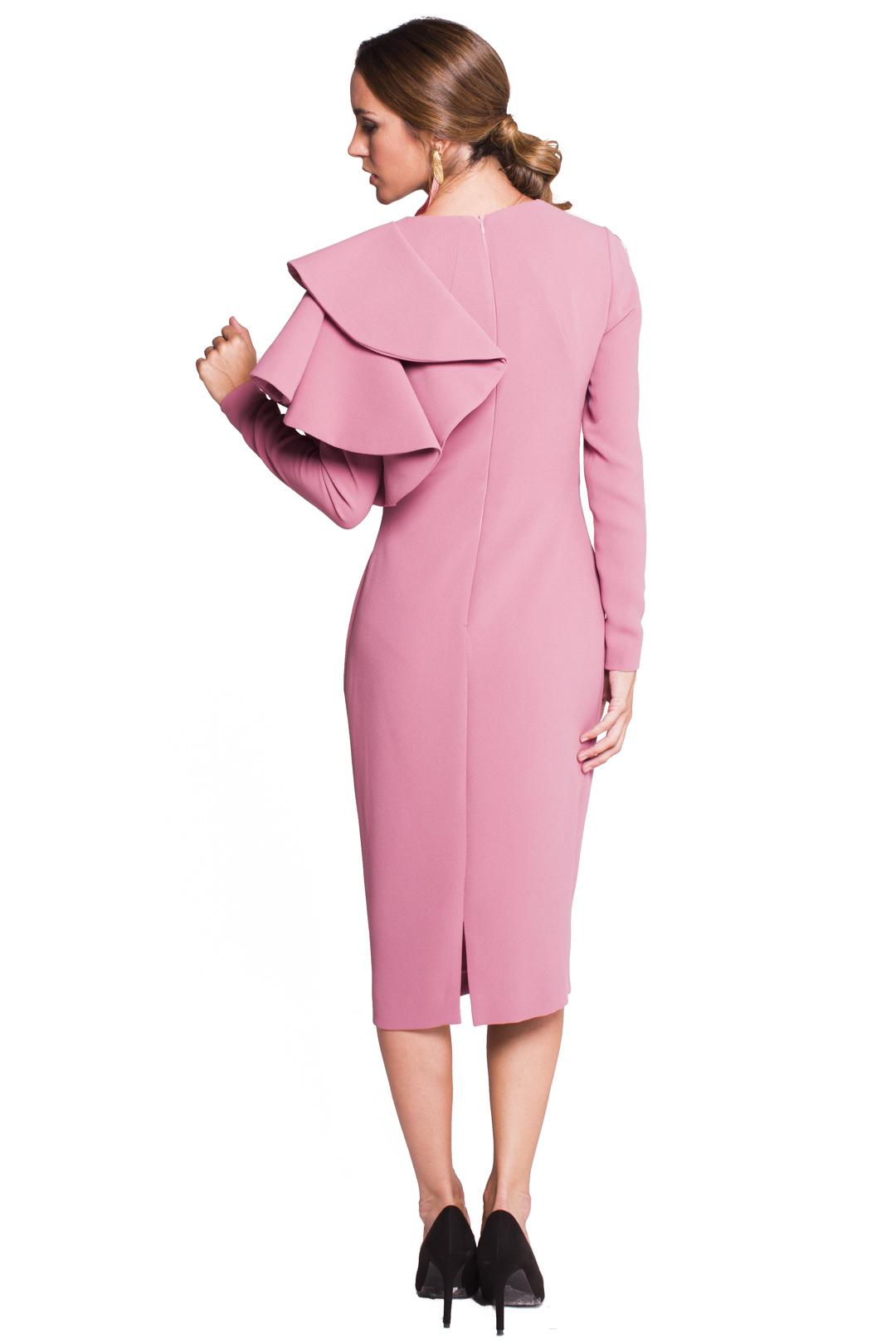 left - Vestido Ava Pink