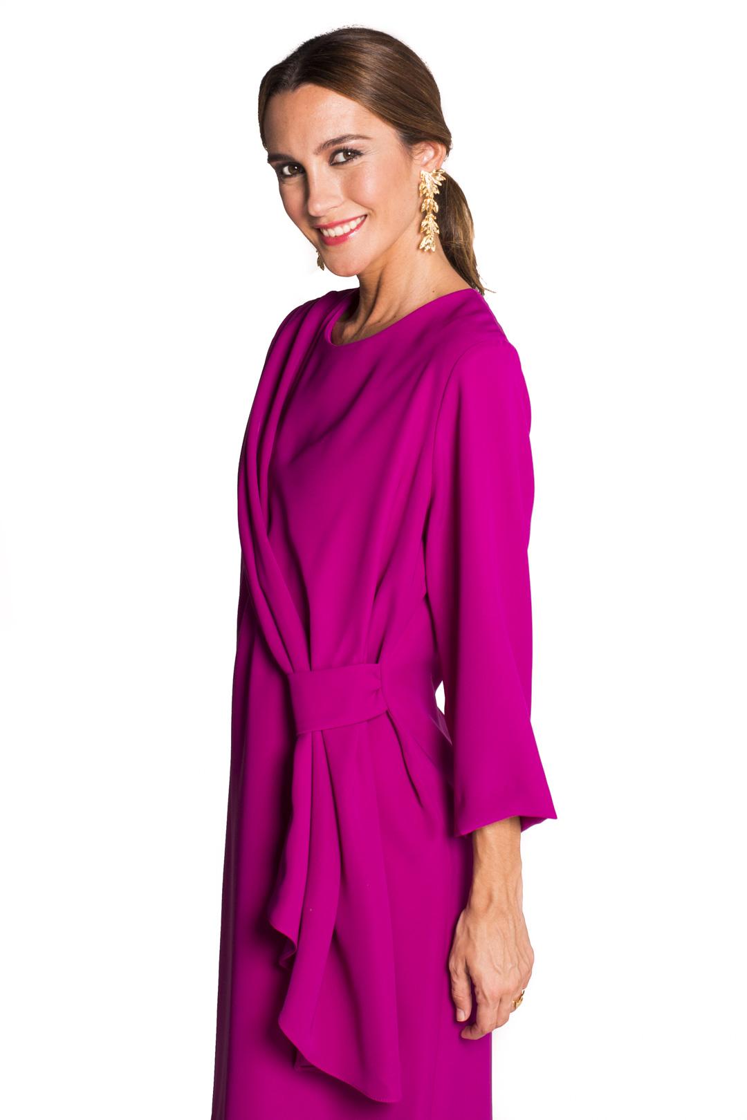front - Vestido Ambra Pink
