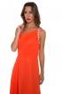 front - Vestido Sparkling Orange