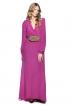 front - Vestido Grape Georgette