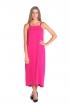 back - Vestido Minimal Pink