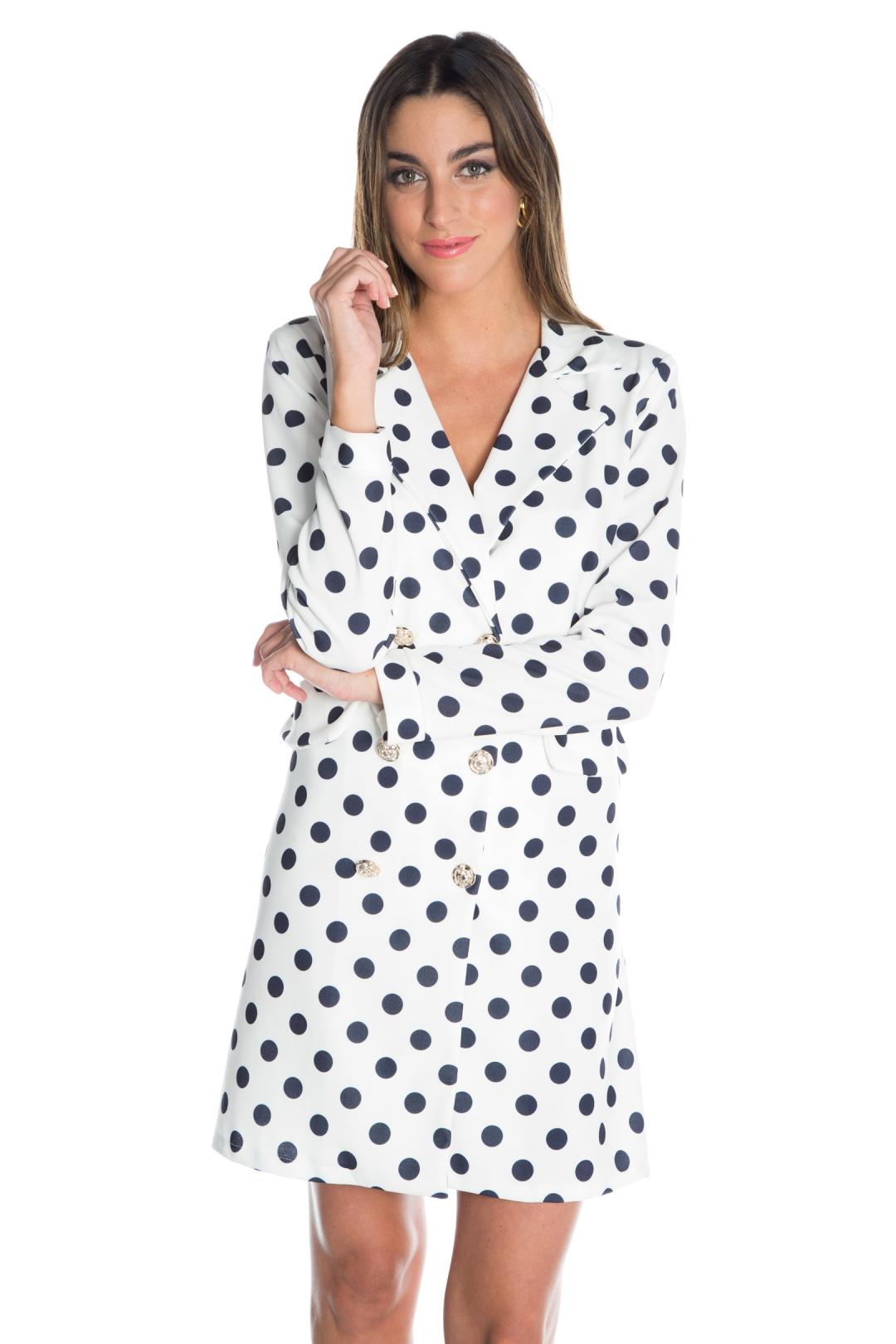 front - Vestido Carmela