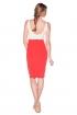back - Falda Margarita Red