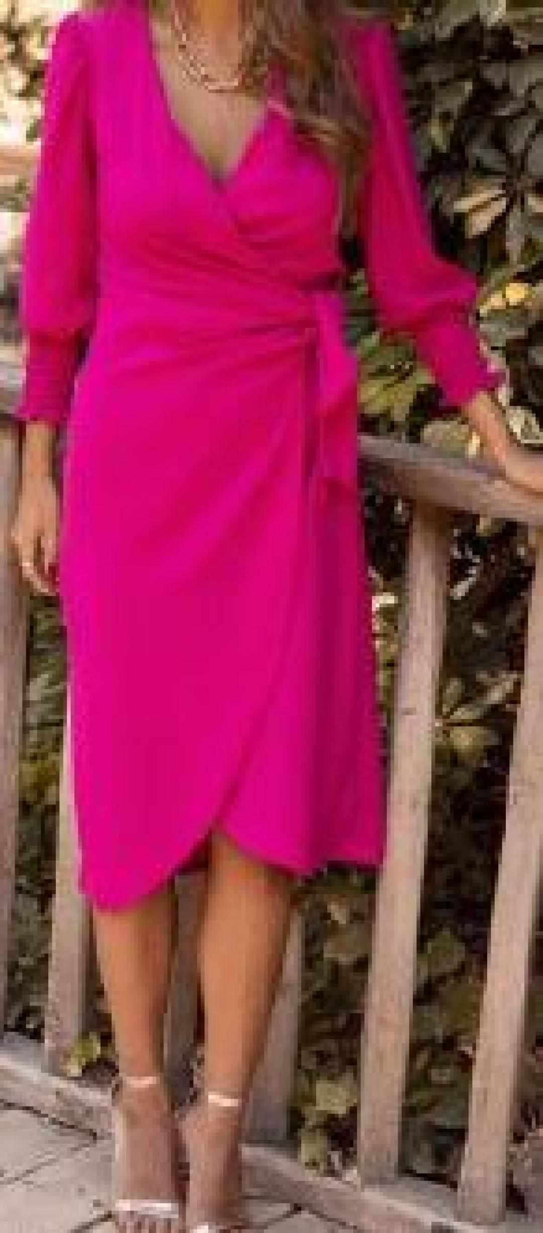 front - Vestido Palo