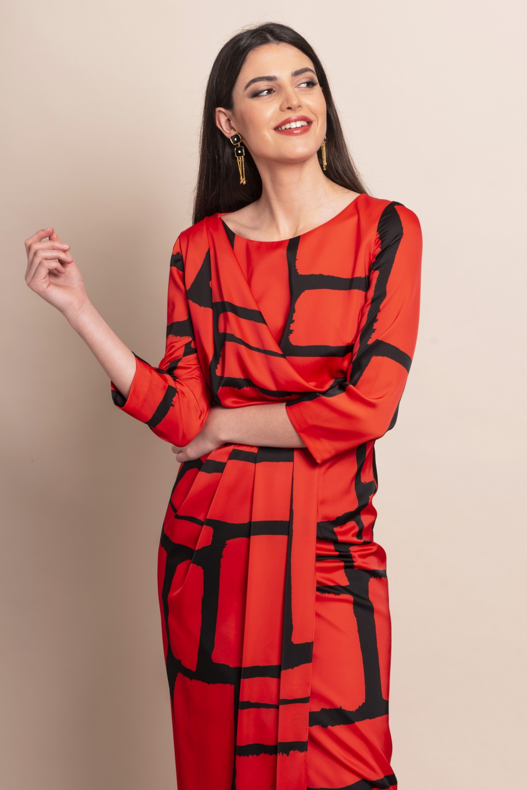 front - Vestido Amal