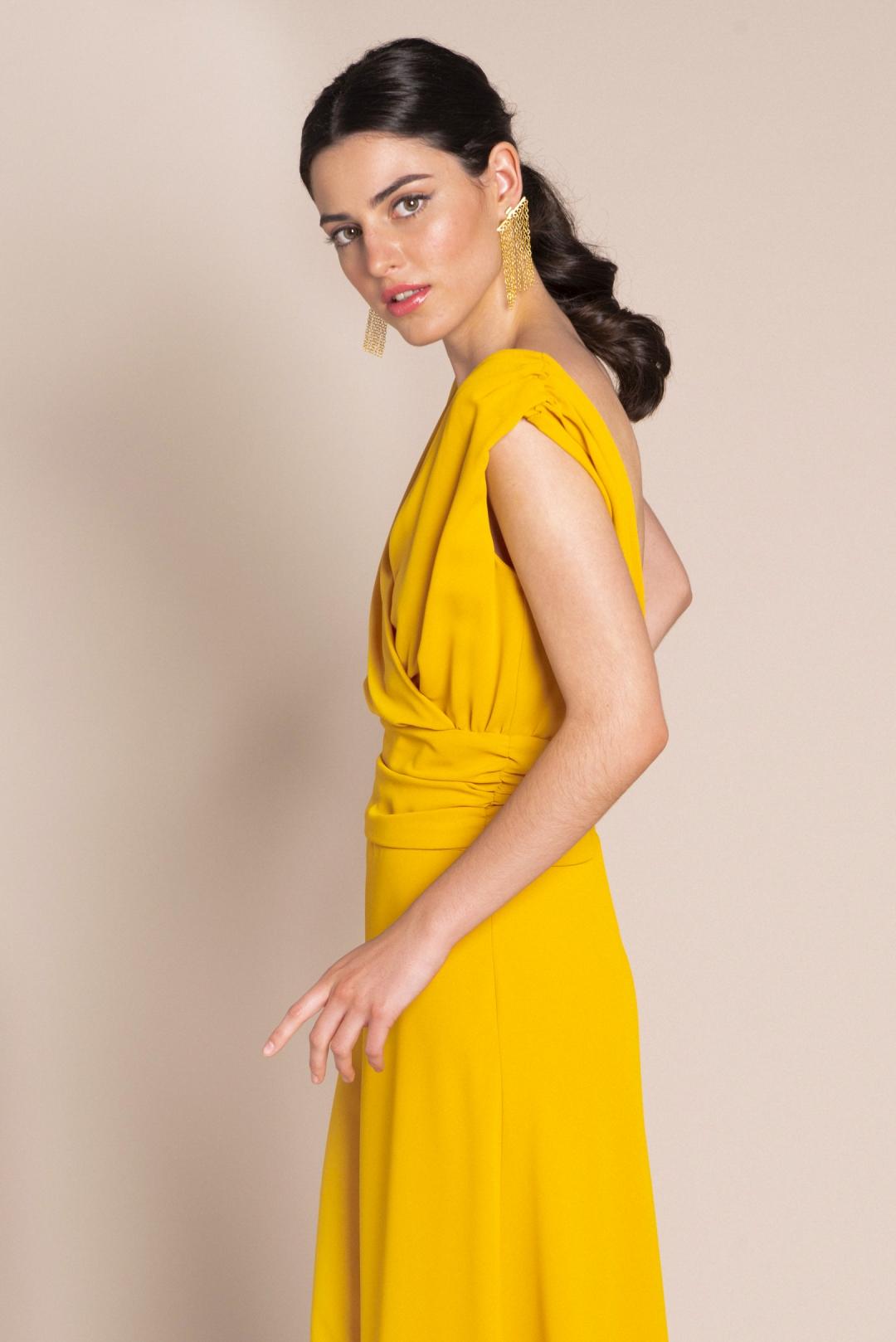 front - Vestido Malena