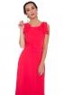 front - Vestido Two Laces Rojo