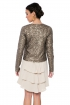 back - Chaqueta Golden Paillettes