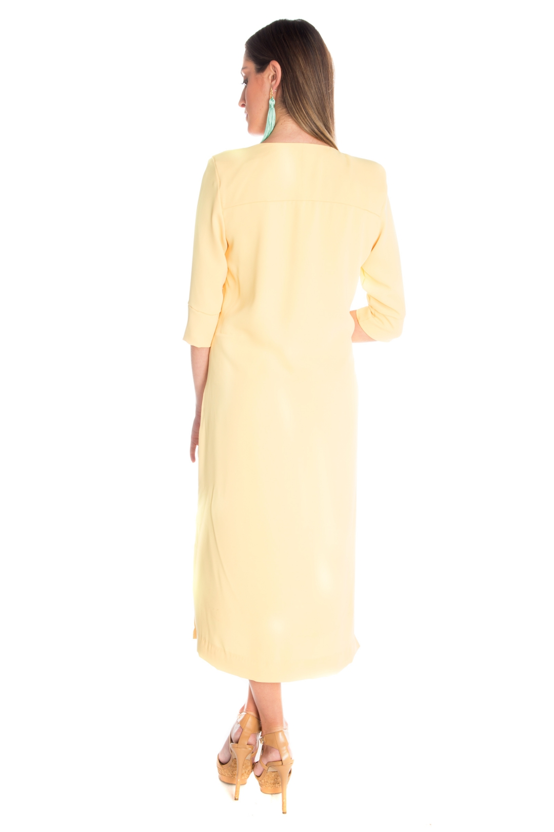 left - Vestido Bibi Lemon