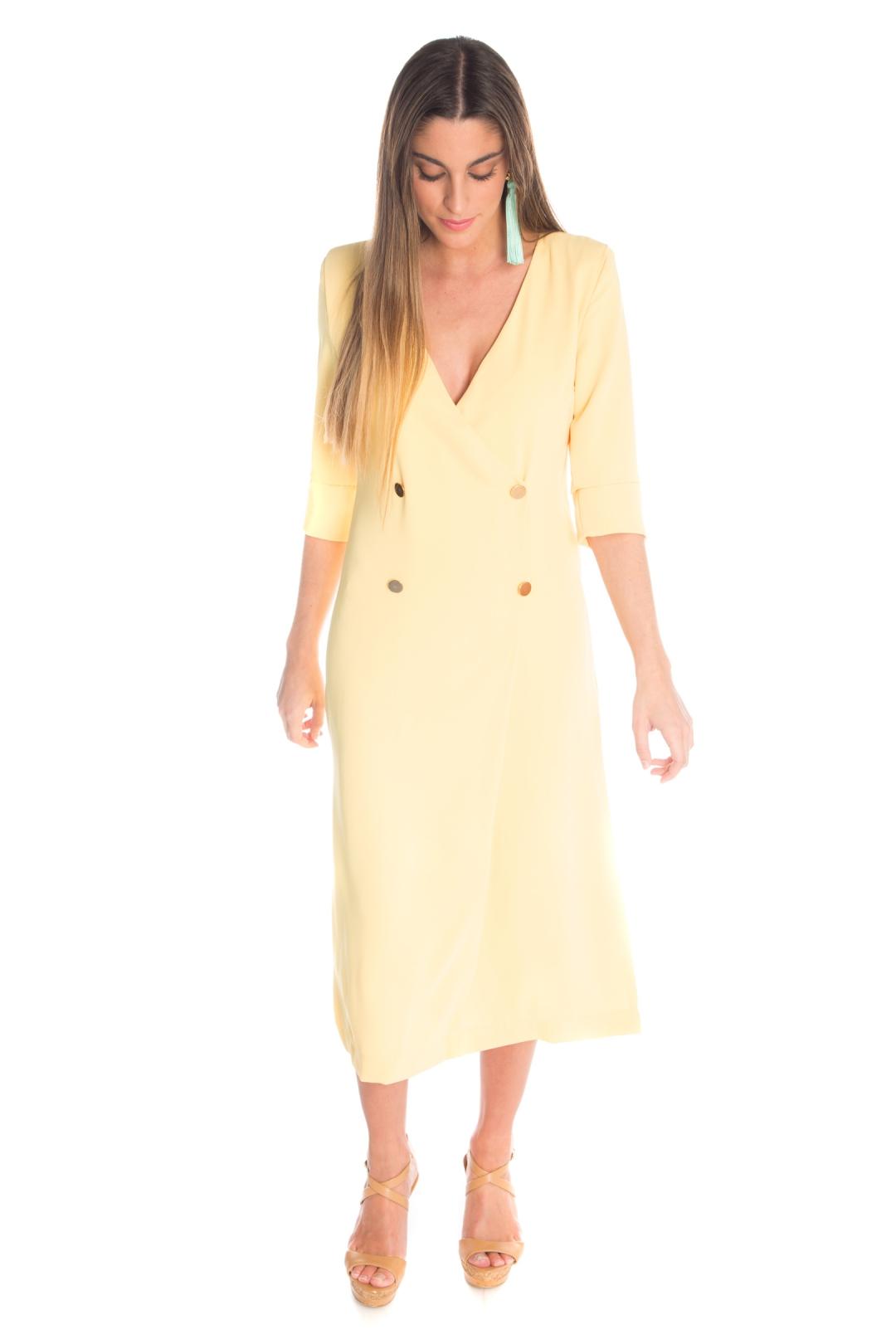 back - Vestido Bibi Lemon