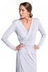 front - Vestido Midleton Grey
