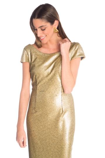 Vestido Sylvana Oro
