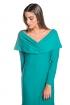 back - Vestido Sesa Verde