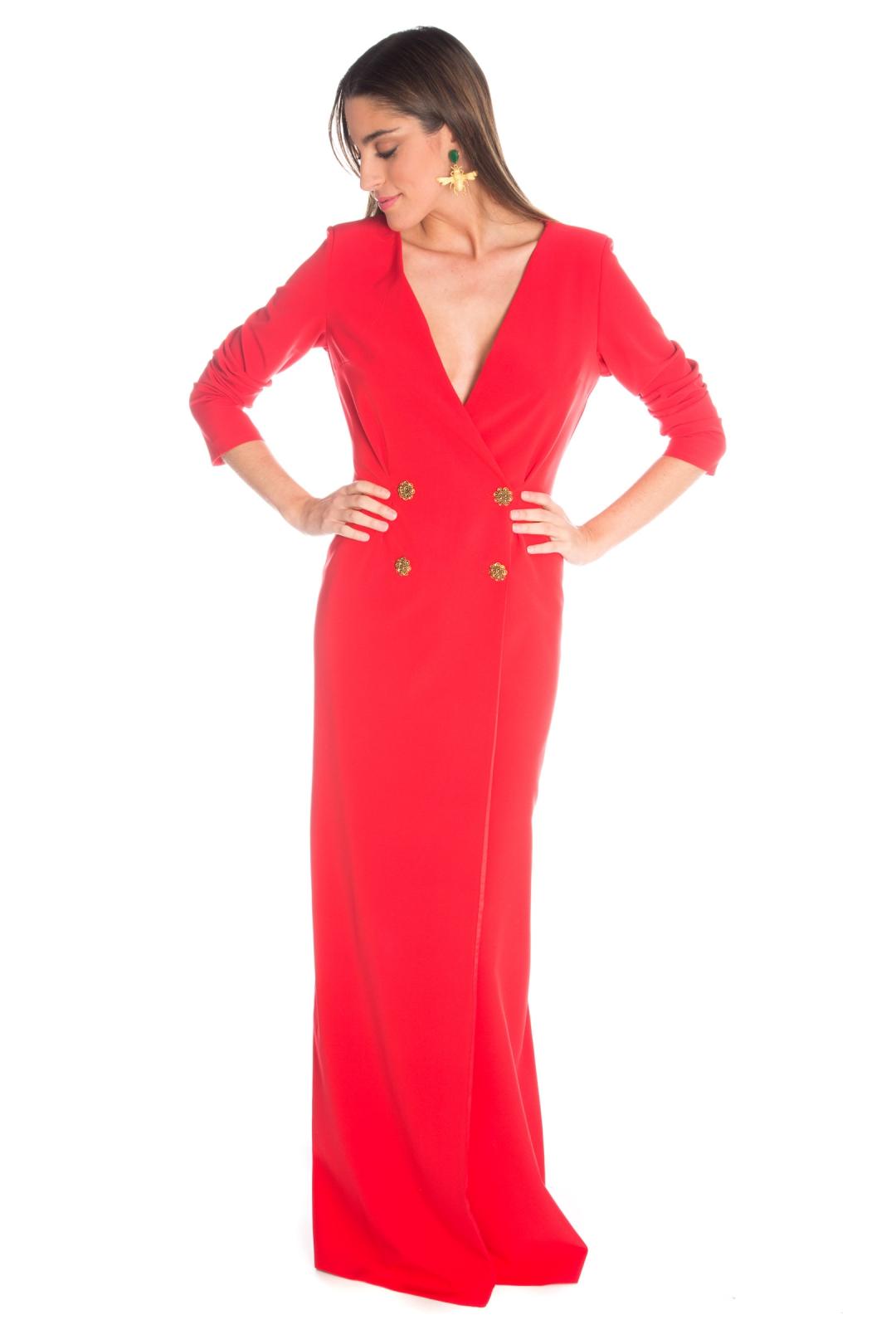 front - Vestido Daria
