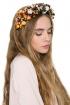 back - Corona frutal Roses&Berries;