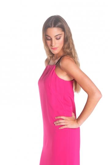 Vestido Minimal Pink