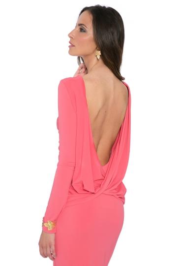 Vestido Camila Coral