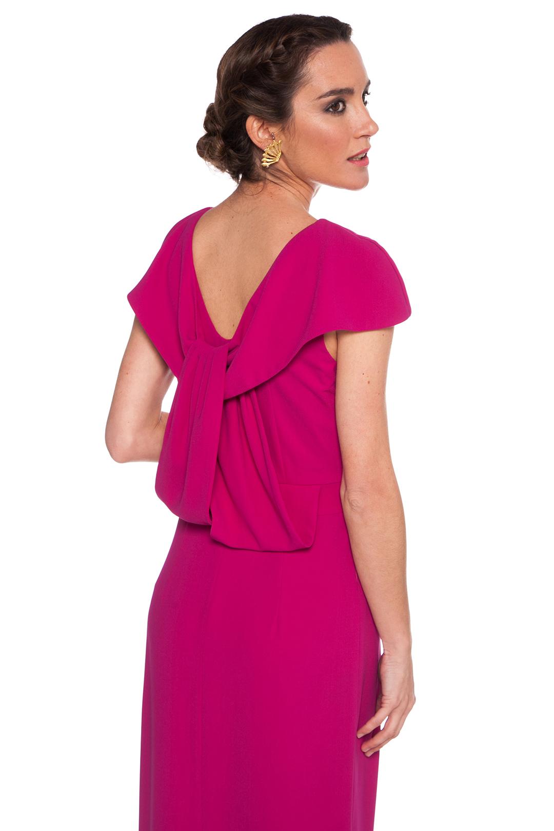 Vestido Prunela - Alquiler de Vestidos - La Más Mona