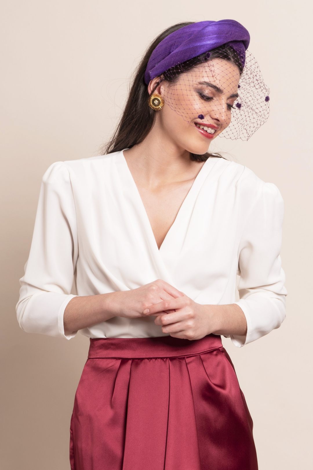 back - Diadema Olympe