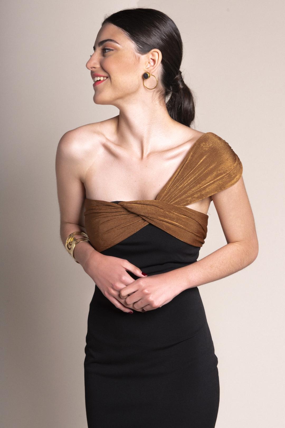 front - Vestido Camile