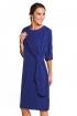 front - Vestido Ambra Blue