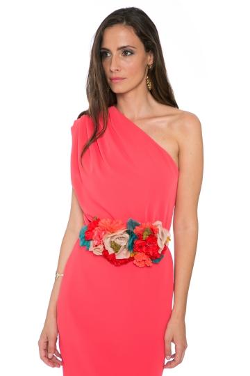Vestido Hilda Coral