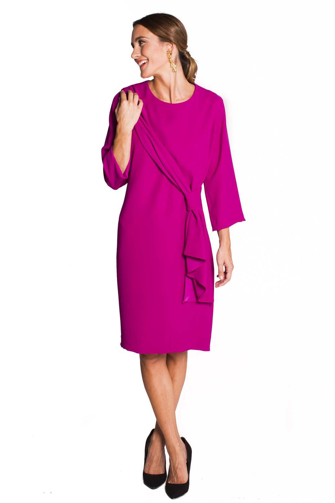 back - Vestido Ambra Pink