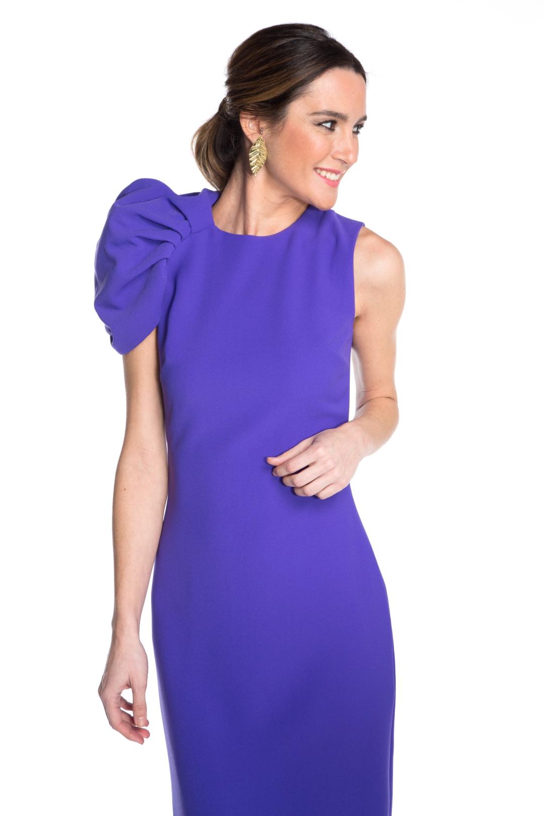 front - Vestido Piona Short
