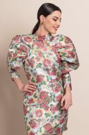 Vestido Kim Jacquard