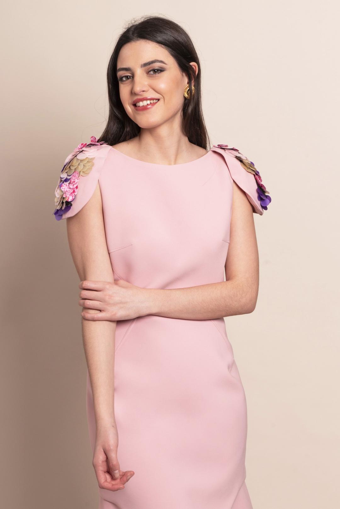 front - Vestido Bruneida