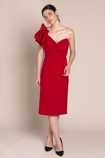 Vestido Vicky Red
