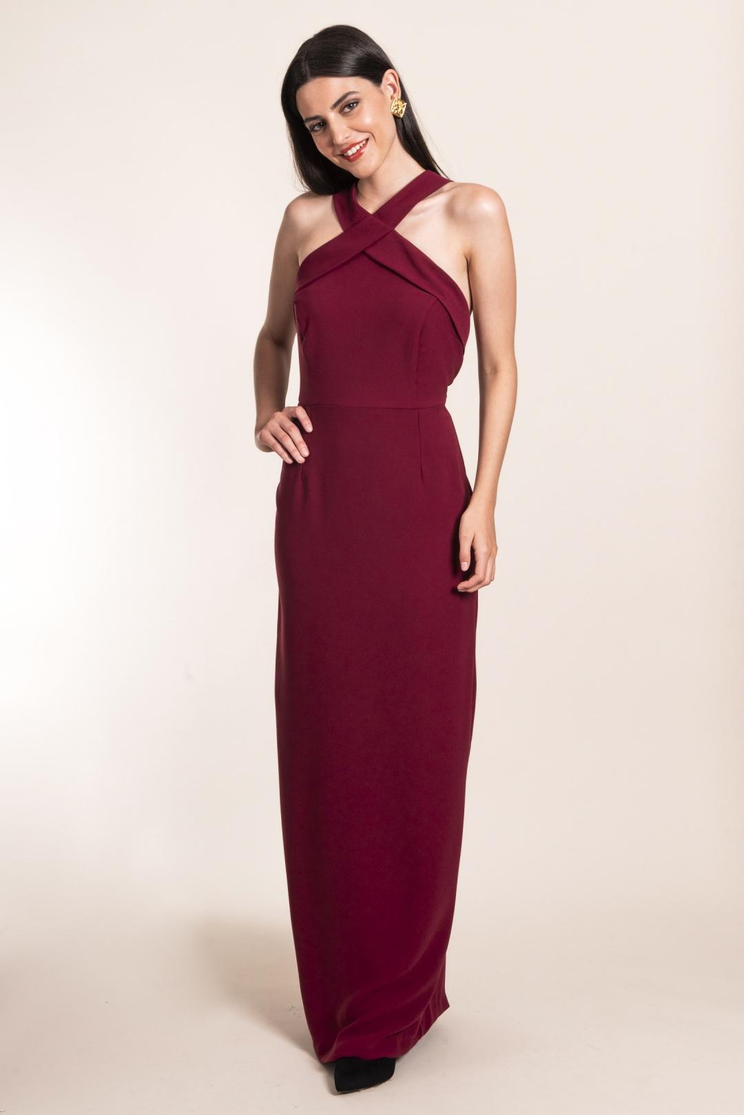 back - Vestido Olivia