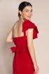 left - Vestido Vicky Red