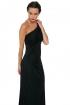 front - Vestido Black Drap