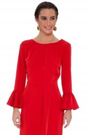 Vestido Manuela Rojo