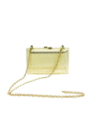 Bolso Gold Stripes