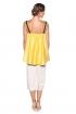 back - Canary Dress